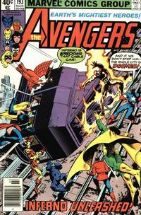 Cover Thumbnail for The Avengers (Marvel, 1963 series) #193 [Newsstand Edition]