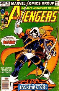 Cover Thumbnail for The Avengers (Marvel, 1963 series) #196