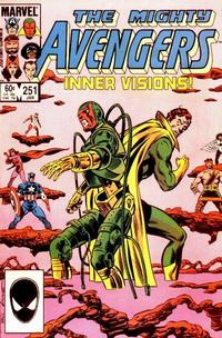 Cover Thumbnail for The Avengers (Marvel, 1963 series) #251