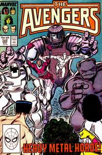 Cover Thumbnail for The Avengers (Marvel, 1963 series) #289 [Direct Edition]