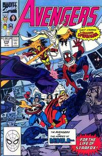 Cover Thumbnail for The Avengers (Marvel, 1963 series) #316 [Direct Edition]