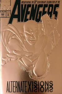 Cover Thumbnail for The Avengers (Marvel, 1963 series) #360 [Direct Edition]
