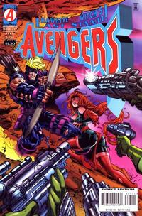 Cover Thumbnail for The Avengers (Marvel, 1963 series) #397 [Direct Edition]