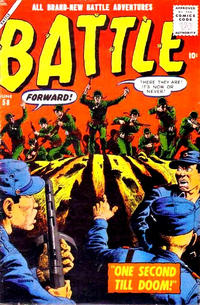 Cover Thumbnail for Battle (Marvel, 1951 series) #58