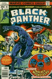 Cover Thumbnail for Black Panther (Marvel, 1977 series) #9 [Regular Edition]