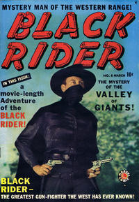 Cover Thumbnail for Black Rider (Marvel, 1950 series) #8