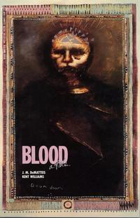 Cover Thumbnail for Blood: A Tale (Marvel, 1987 series) #4
