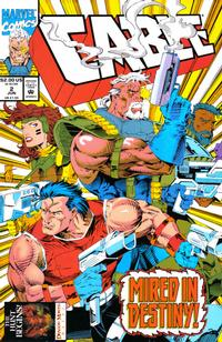 Cover for Cable (Marvel, 1993 series) #2 [Direct Edition]