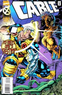 Cover Thumbnail for Cable (Marvel, 1993 series) #23 [Direct Edition]