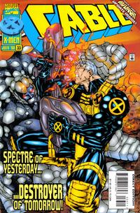 Cover Thumbnail for Cable (Marvel, 1993 series) #33 [Direct Edition]
