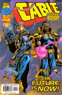 Cover Thumbnail for Cable (Marvel, 1993 series) #41 [Direct Edition]
