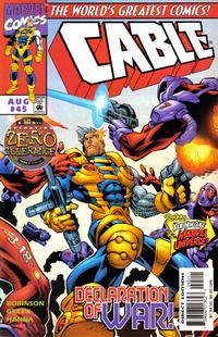 Cover Thumbnail for Cable (Marvel, 1993 series) #45 [Direct Edition]