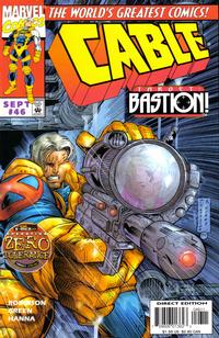 Cover Thumbnail for Cable (Marvel, 1993 series) #46 [Direct Edition]