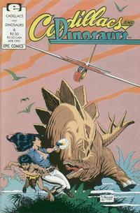 Cover Thumbnail for Cadillacs and Dinosaurs (Marvel, 1990 series) #6