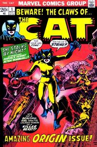 Cover Thumbnail for The Cat (Marvel, 1972 series) #1