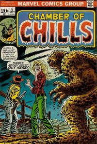 Cover Thumbnail for Chamber of Chills (Marvel, 1972 series) #6