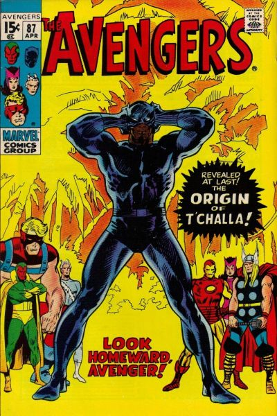 Cover for The Avengers (Marvel, 1963 series) #87 [Regular Edition]