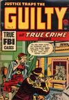 Cover for Justice Traps the Guilty (Prize, 1947 series) #v1#2 (2)