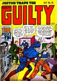 Cover Thumbnail for Justice Traps the Guilty (Prize, 1947 series) #v4#10 (28)