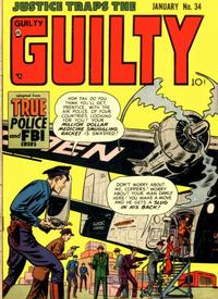 Cover Thumbnail for Justice Traps the Guilty (Prize, 1947 series) #v5#4 (34)