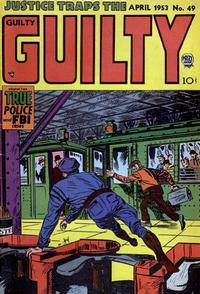Cover Thumbnail for Justice Traps the Guilty (Prize, 1947 series) #v6#7 (49)