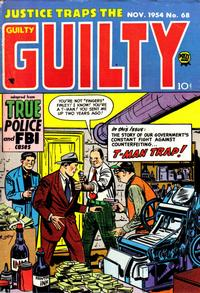 Cover Thumbnail for Justice Traps the Guilty (Prize, 1947 series) #v8#2 (68)