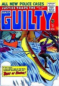 Cover Thumbnail for Justice Traps the Guilty (Prize, 1947 series) #v9#3 (81)
