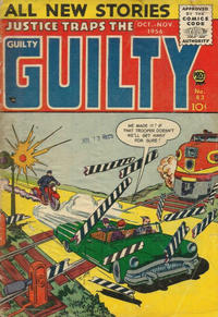 Cover Thumbnail for Justice Traps the Guilty (Prize, 1947 series) #v9#5 (83)