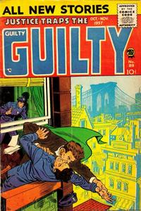 Cover Thumbnail for Justice Traps the Guilty (Prize, 1947 series) #v10#5 (89)