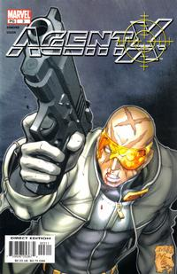 Cover Thumbnail for Agent X (Marvel, 2002 series) #3