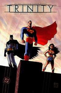 Cover Thumbnail for Batman / Superman / Wonder Woman: Trinity (DC, 2003 series) #1