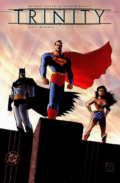 Cover for Batman / Superman / Wonder Woman: Trinity (2003 series) #1
