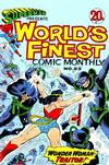 Cover for Superman Presents World's Finest Comic Monthly (K. G. Murray, 1965 series) #23