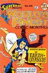 Cover for Superman Presents World's Finest Comic Monthly (K. G. Murray, 1965 series) #65