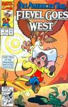 Cover for An American Tail: Fievel Goes West (Marvel, 1992 series) #2