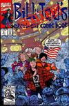 Cover for Bill & Ted's Excellent Comic Book (Marvel, 1991 series) #8