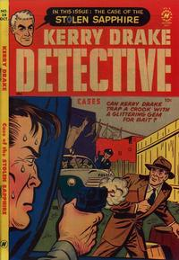 Cover Thumbnail for Kerry Drake Detective Cases (Harvey, 1948 series) #28