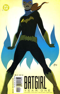 Cover Thumbnail for Batgirl Year One (DC, 2003 series) #9