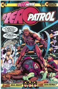 Cover Thumbnail for Zero Patrol (Continuity, 1984 series) #2