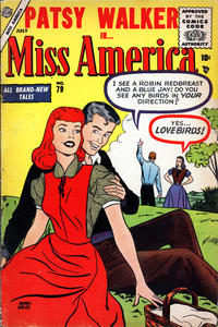 Cover Thumbnail for Miss America (Marvel, 1953 series) #79