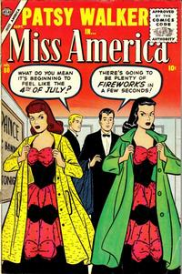 Cover Thumbnail for Miss America (Marvel, 1953 series) #80