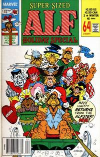 Cover Thumbnail for ALF Holiday Special (Marvel, 1988 series) #2