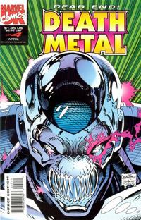 Cover for Death Metal (1994 series) #4
