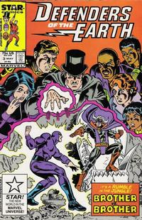 Cover Thumbnail for Defenders of the Earth (Marvel, 1987 series) #3