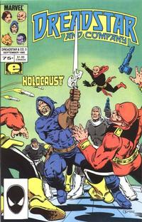 Cover Thumbnail for Dreadstar and Company (Marvel, 1985 series) #3