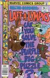 Cover for Laff-A-Lympics (Marvel, 1978 series) #7