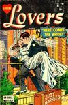 Cover for Lovers (Marvel, 1949 series) #47
