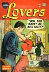 Cover for Lovers (Marvel, 1949 series) #48