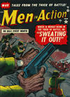 Cover for Men In Action (1952 series) #1