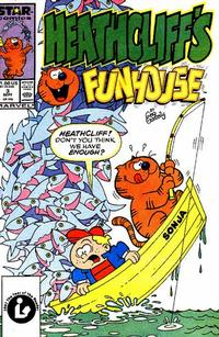 Cover Thumbnail for Heathcliff's Funhouse (Marvel, 1987 series) #3